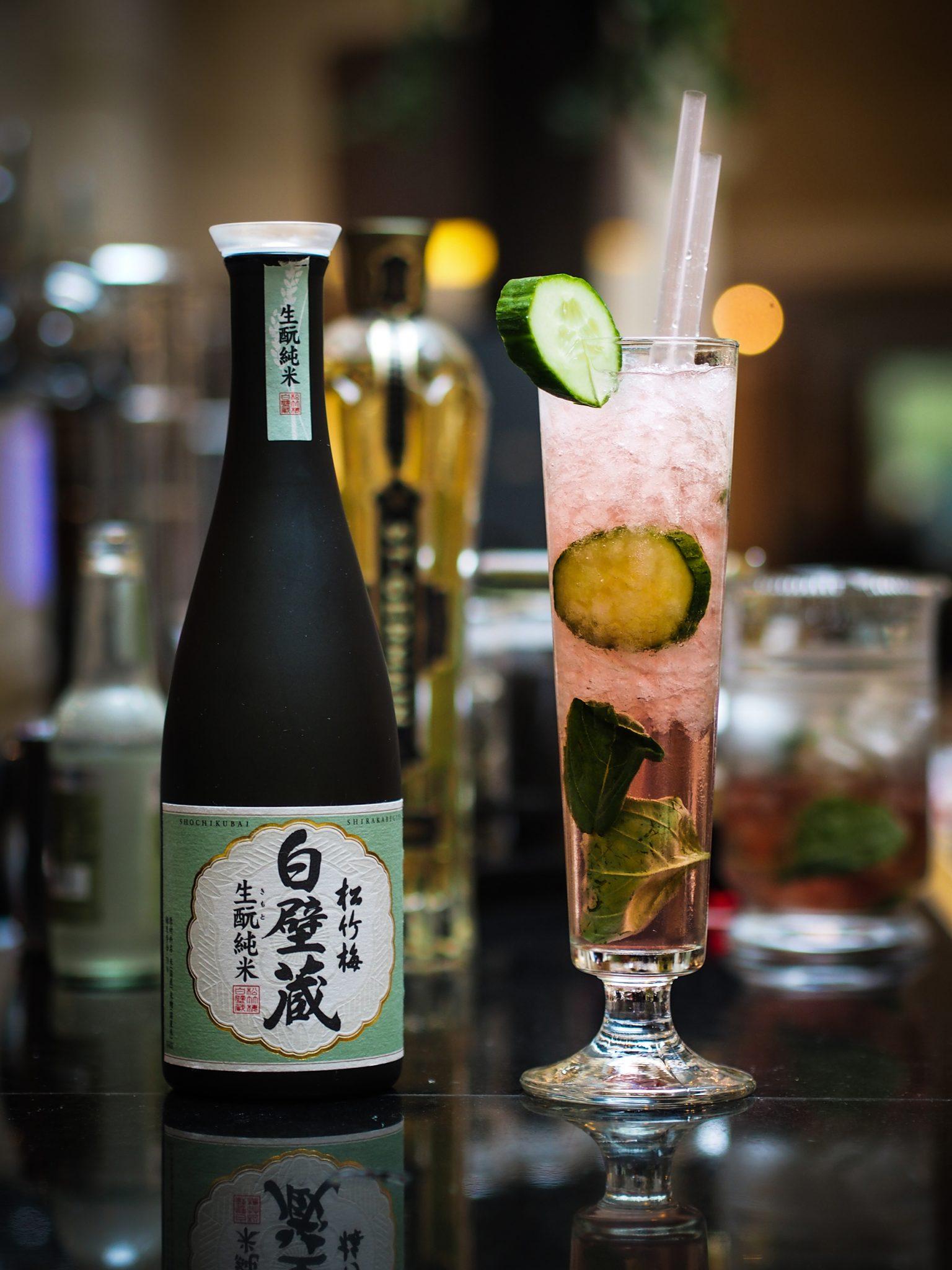 cocktail, saké