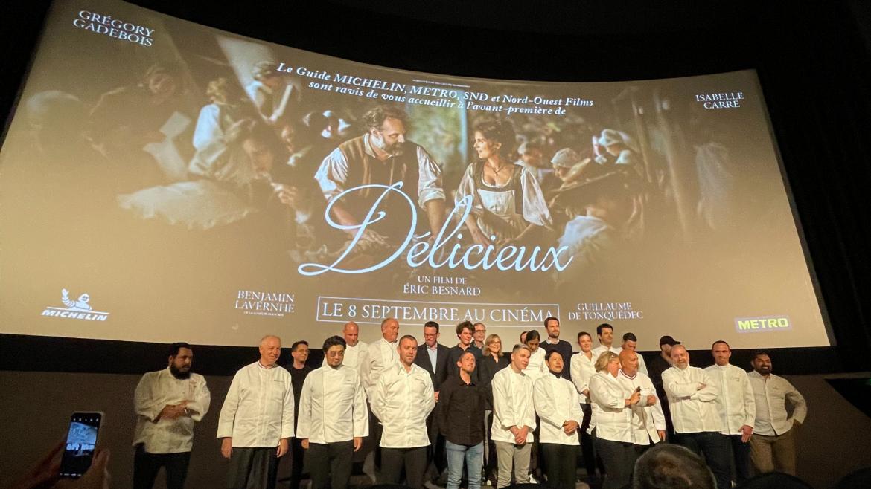 """YO ? """"Délicieux"""", le film retraçant l'histoire du premier restaurant en France, au cinéma dès le 8 septembre !"""